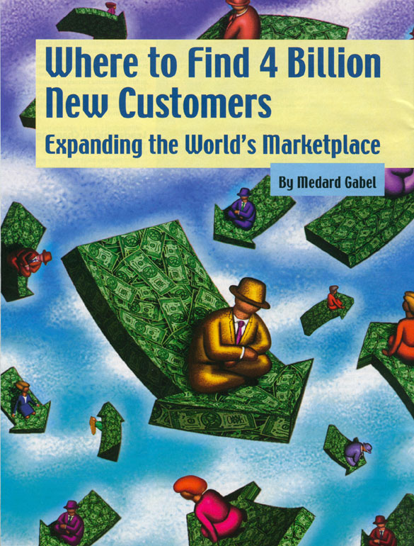 Where to Find 4 Billion New Customers